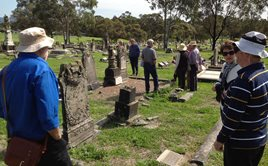 The Trail - Muswellbrook Cemetery